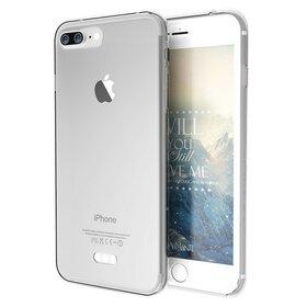 Husa 360 Full Silicon pentru iPhone 7 Plus