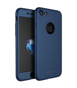Husa 360 pentru iPhone 7/iPhone 8 Navy