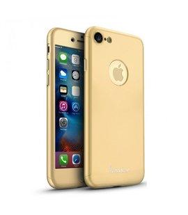 Husa 360 pentru iPhone 7/iPhone 8 Gold