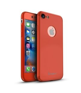 Husa 360 pentru iPhone 7/iPhone 8 Red