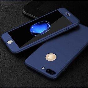 Husa 360 pentru iPhone 7 Plus Navy