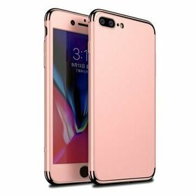 Husa 360 Luxury pentru iPhone 7 Plus/ iPhone 8 Plus