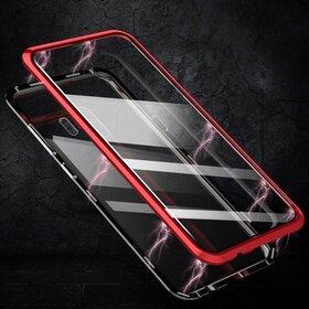 Husa 360 Magnetica cu Sticla fata + spate pentru Galaxy S9 Black