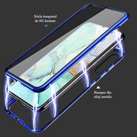 Husa 360 Magnetica cu Sticla fata + spate pentru Huawei P30 Pro