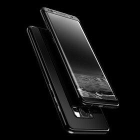 Husa 360 Mirror pentru Galaxy J5 (2017) Black