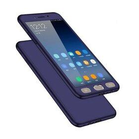 Husa 360 pentru Galaxy A5 (2017) Navy
