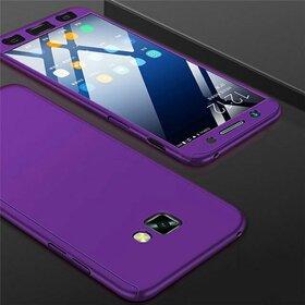 Husa 360 pentru Galaxy A3 (2017) Purple