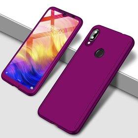 Husa 360 pentru Galaxy A20/ Galaxy A30 Purple