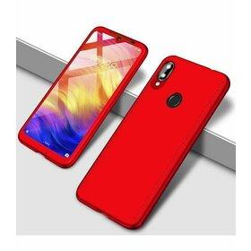 Husa 360 pentru Galaxy A40 Red