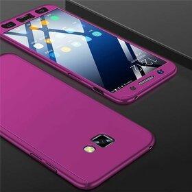 Husa 360 pentru Galaxy A7 (2017) Purple