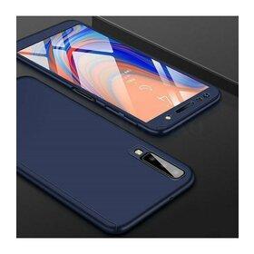 Husa 360 pentru Galaxy A7 (2018) Navy