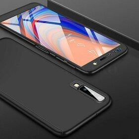 Husa 360 pentru Galaxy A9 (2018) Black