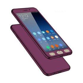Husa 360 pentru Galaxy J4 Plus (2018) Purple