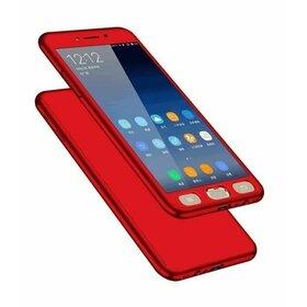 Husa 360 pentru Galaxy J6 (2018) Red