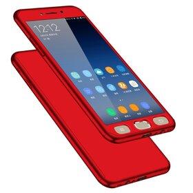 Husa 360 pentru Galaxy J6 Plus (2018) Red