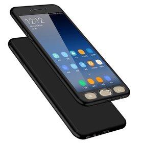 Husa 360 pentru Galaxy J6 Plus (2018) Black