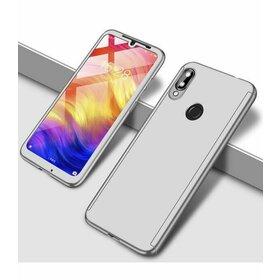 Husa 360 pentru Galaxy M20 Silver