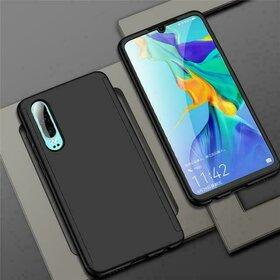 Husa 360 pentru Galaxy Note 10+ Black