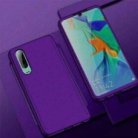 Husa 360 pentru Galaxy Note 10+ Purple