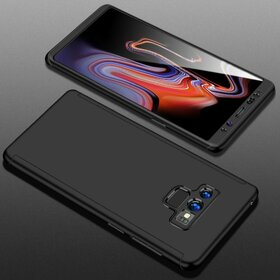 Husa 360 pentru Galaxy Note 8 Black