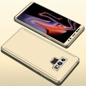 Husa 360 pentru Galaxy Note 8 Gold