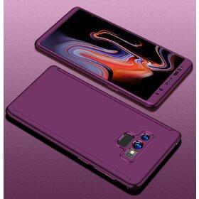Husa 360 pentru Galaxy Note 9 Purple