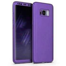 Husa 360 pentru Galaxy S8 Plus Purple