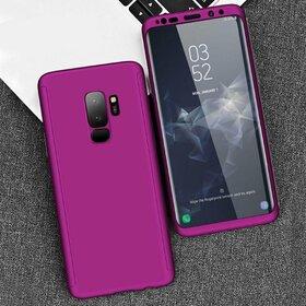 Husa 360 pentru Galaxy S9 Plus Purple