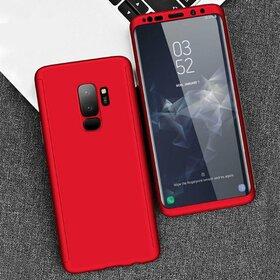 Husa 360 pentru Galaxy S9 Plus Red