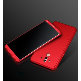 Husa 360 pentru Huawei Mate 10 Red