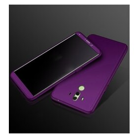 Husa 360 pentru Huawei Mate 10 Lite Purple