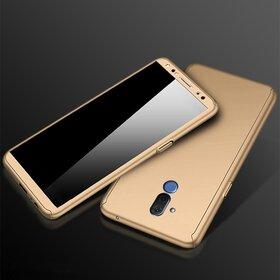 Husa 360 pentru Huawei Mate 20 Lite Gold