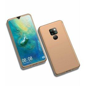 Husa 360 pentru Huawei Mate 20X Gold