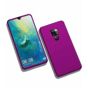 Husa 360 pentru Huawei Mate 20X Purple