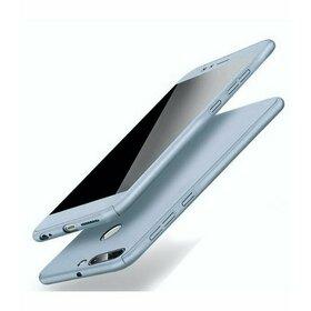 Husa 360 pentru Huawei P Smart (2019) Silver