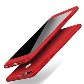 Husa 360 pentru Huawei P Smart (2018) Red