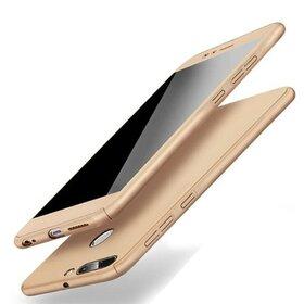 Husa 360 pentru Huawei P Smart (2018) Gold