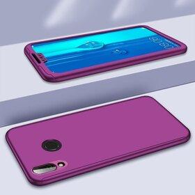 Husa 360 pentru Huawei P Smart Z Purple