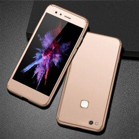 Husa 360 pentru Huawei P10 lite Gold