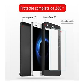 Husa 360 pentru Huawei P10 lite