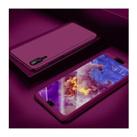 Husa 360 pentru Huawei P20  Purple