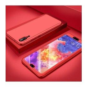 Husa 360 pentru Huawei P20  Red