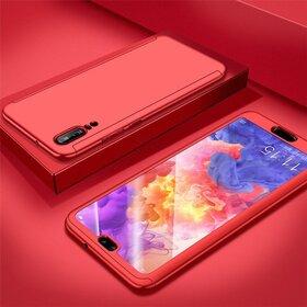 Husa 360 pentru Huawei P20 Lite (2018) Red