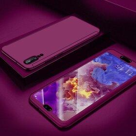 Husa 360 pentru Huawei P20 Pro Purple