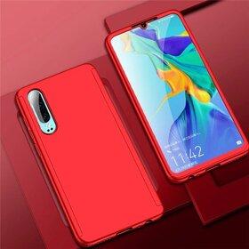 Husa 360 pentru Huawei P30 Red