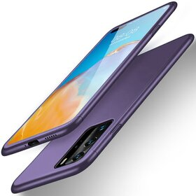 Husa 360 pentru Huawei P40 Pro Purple