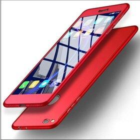 Husa 360 pentru Huawei P9 Lite (2017)/ Huawei P8 lite (2017) Red