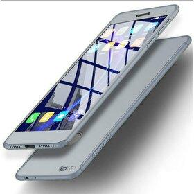 Husa 360 pentru Huawei P9 Lite (2017)/ Huawei P8 lite (2017) Silver