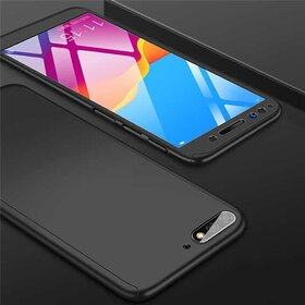 Husa 360 pentru Huawei Y5 (2018) Black