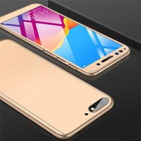 Husa 360 pentru Huawei Y5 (2018) Gold